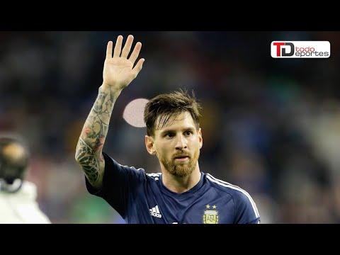 Lionel Messi guía a Argentina a la final de la Copa América Centenario