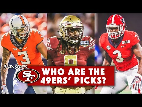 LIVE! NFL Draft 2018 | Who Are The 49ers' Picks? Reuben Foster's Lady Hires An Attorney