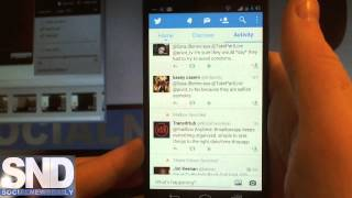 The New Twitter For Android