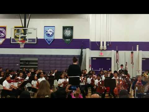 Band and Orchestra perform from Boulan Park Middle School!