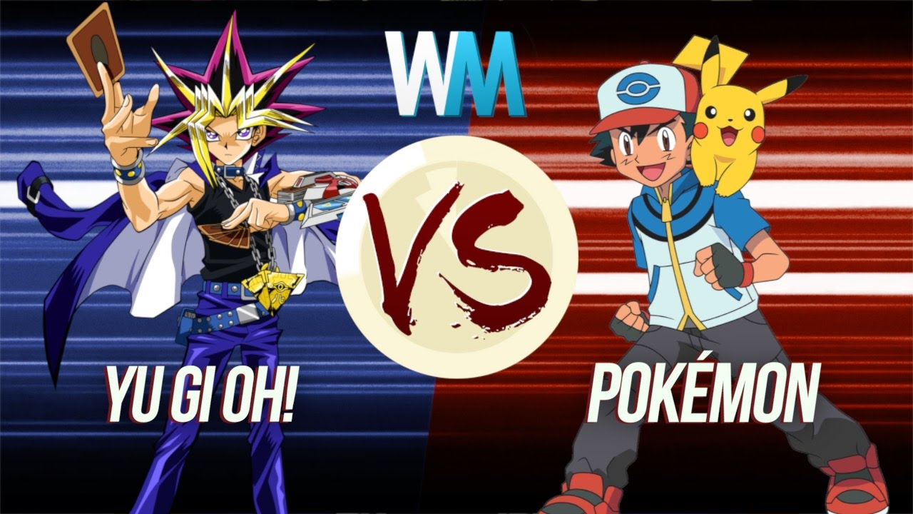 Yu Gi Oh VS Pokemon YouTube