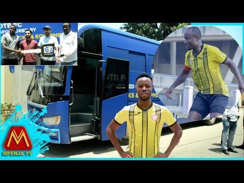 Download HAWA DTB FC NI KIBOKO AISEE!!/TAZAMA WAKIZINDUA BUS LAO JIPYA KAMBINI KWAO/UTAPENDA