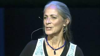 Chaos to Cartwheels: Sexual Trauma and the Light Through the Cracks | Liz Jordon | TEDxLehighRiver
