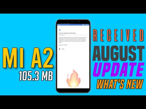 mi-a2-received-(105.3-mb)-august-ai-ota-update,-what's-new?-|-mi-a1-coming-soon-|-hindi-|