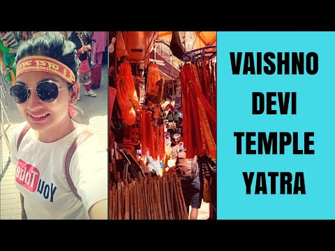 My Visit To Vaishno Devi Temple | Patnitop in Jammu & Kashmir | Travel Vlog | DesiGirl Traveller