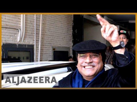 Pakistan's Zardari a