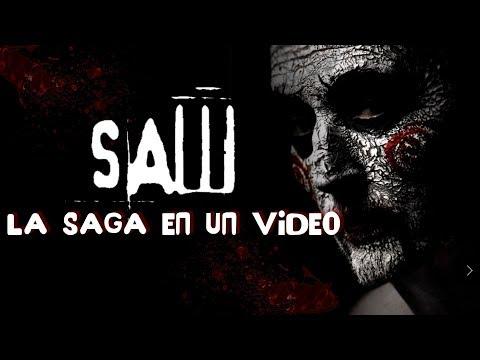 SAW El Juego del Miedo: La Saga en 1 Video