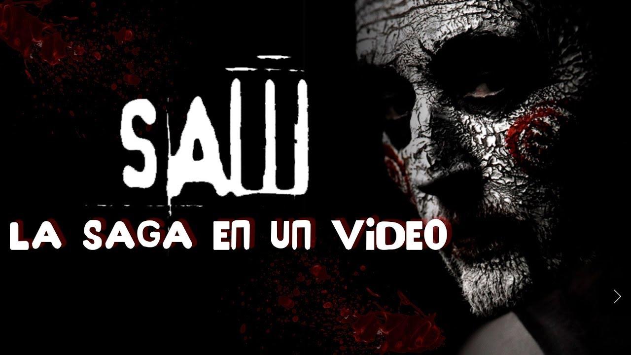 Saw El Juego Del Miedo La Saga En 1 Video Youtube