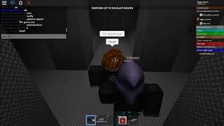ROBLOX Site-25 | SCP-682 Breach and warhead detonation