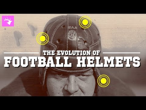 The Evolution Of Football Helmets