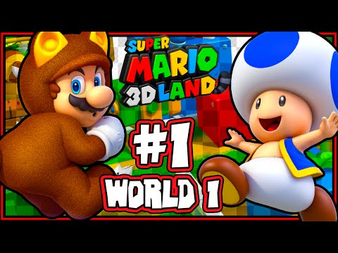 Super Mario 3D Land is listed (or ranked) 22 on the list The Best Mario Games of All Time