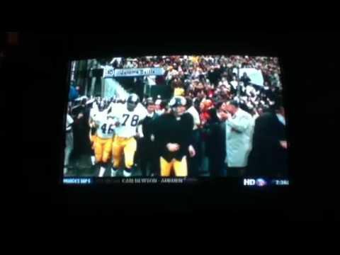 Top Ten: Pittsburgh Steelers Jerome Bettis