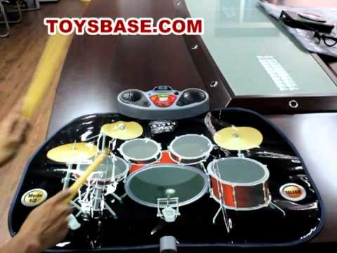 Toy Drums for Kids Musical Touch Sensitive Playmat China Wholesale Supplier Manufacturer MBH138216