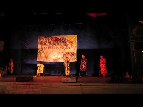Kịch thầy bói xem voi biểu diễn Tổng Kết Hoạt Động Hè Thôn An Trai 2014