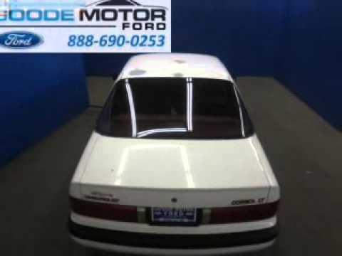1990 chevrolet corsica burley id youtube for Goode motors burley idaho