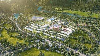 Dự án Apec Golden Valley Mường Lò Yên Bái - CAFELAND.VN