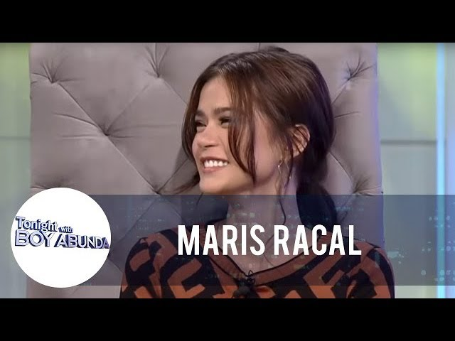 TWBA: Maris Racal is happy about Iñigo Pascual being not in a hurry with their relationship