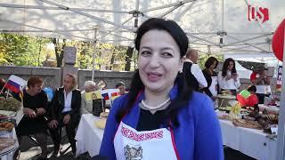 В Северной Осетии завершился V международный фестиваль «Ирон бæгæны».