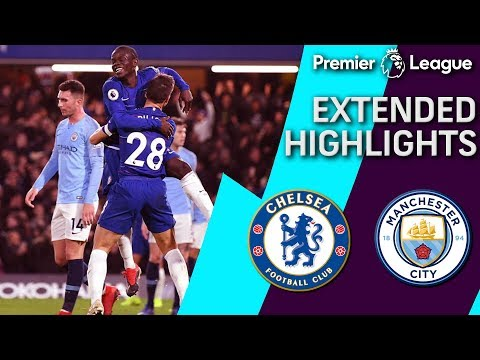 Chelsea Vs Man City Community Shield Videos