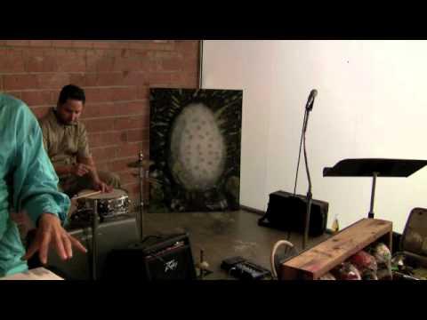Swirve featuring Clark Walker @ Plush Gallery 10/1...