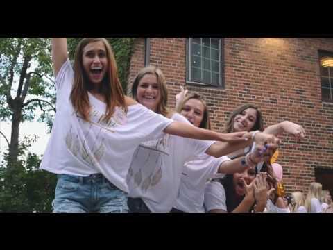 Boulder Alpha Phi Bid Day 2016!