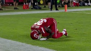 Muslim NFL Player Received Penalty For Prayer