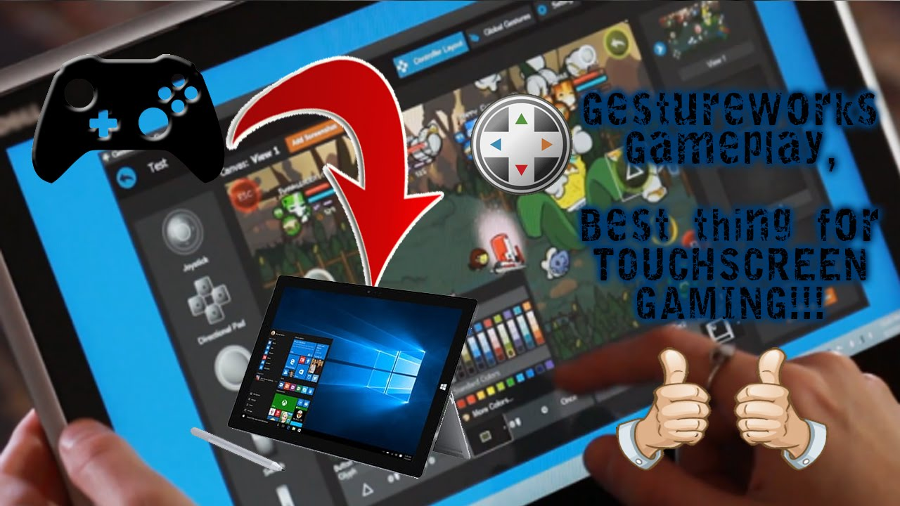 Touch Game Play