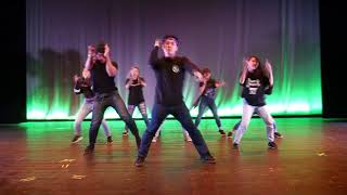 Hip Hop ConnXion Primo/Downtown :: THE ONE 2018 Urban Dance Showcase