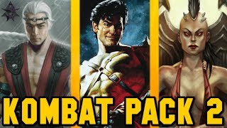 KOMBAT PACK 2 IS INEVITABLE - Mortal Kombat 11