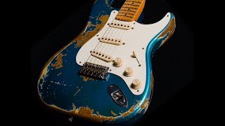 Seductive Funk Instrumental - Guitar Backing Track - Jam