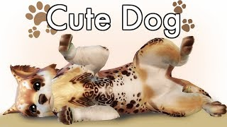 The Sims 4 CATS & DOGS   CUTE DOG   Create a Pet
