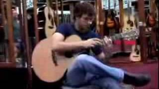 Unbelievable Music with one Guitar