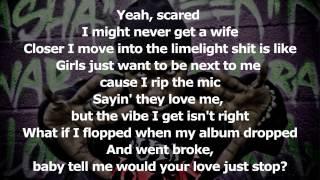 Hopsin - Caught In The Rain (lyrics)