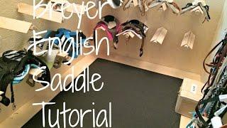 Breyer English Saddle Tutorial