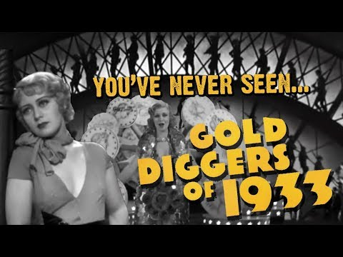 You've Never Seen - GOLD DIGGERS of 1933