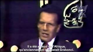 Le Sphinx de Gizeh, Égypte · Samael Aun Weor · Entrevue TV 03 (partie 1 de 7)