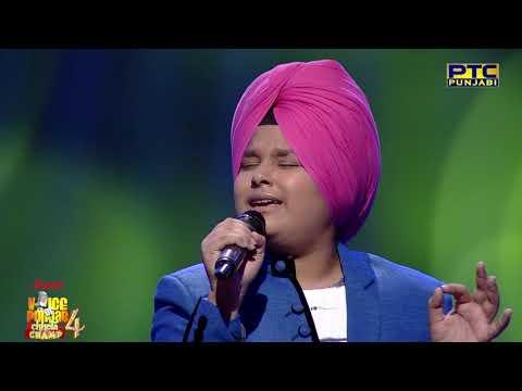 Varunjot | Layi Vi Na Gayi | Semifinal 04 | Voice Of Punjab Chhota Champ 4
