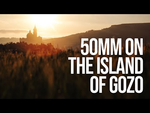 Shooting 50mm on the Island of Gozo