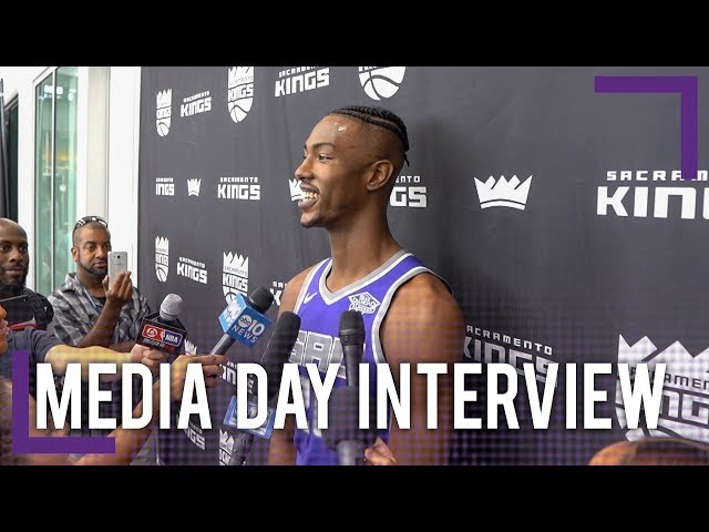 Harry Giles Full Press Conference - Media Day | 2018-19 NBA Season