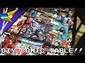 DIY COMIC  BOOK TABLE!! | Vlog 6