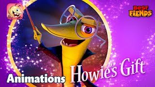 Howie's Gift - A Best Fiends Animation thumbnail