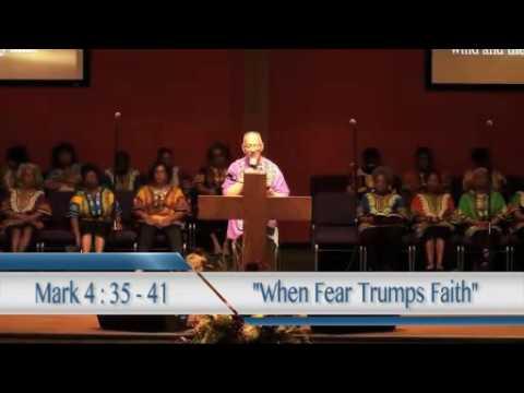 2016 Burnett Avenue Baptist Church - Seniors Day  - Rev  Jeremiah Wright
