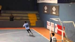 Torneo Promocional de Futsal Deportivo Municipal 1(5) - (6)1 Racing Club