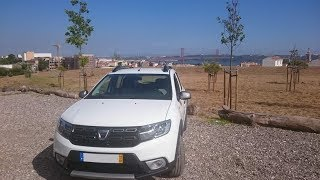 Dacia Sandero Stepway 0.9TCE bi-fuel  Review em PT