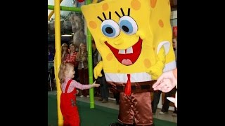 Малыш и Спанч Боб! Приколы с Детьми! Funny Kids! Kid and SpongeBob!