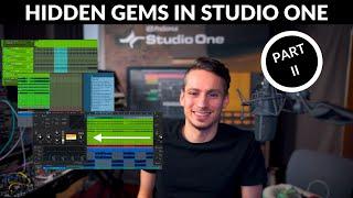 Hidden Gems in Studio One - Part II