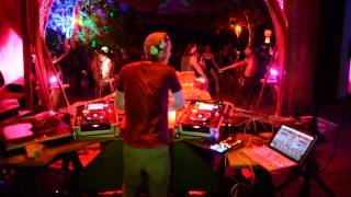 Luke Mandala Live at Moontribe 21 Year Anniversary (part 2)