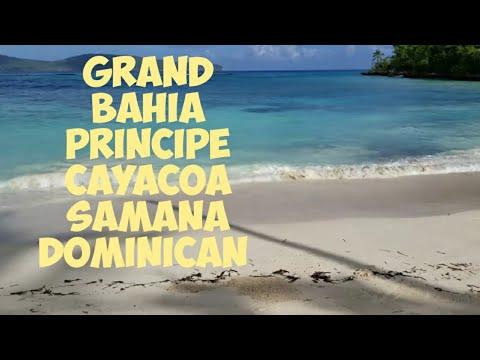 Grand Bahia Principe Cayacoa, Dominican R. All inclusive part 2