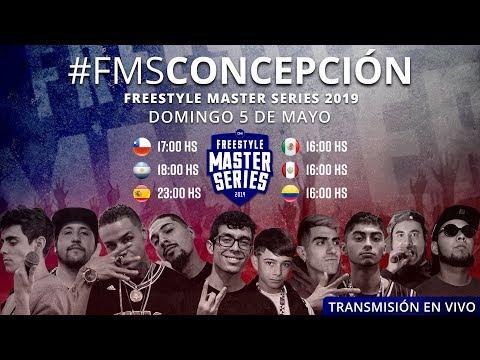 FMS CHILE - Jornada 2 #FMSConcepción Temporada 2019