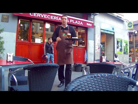Spain Travel: How Expensive is MADRID? & City Tour